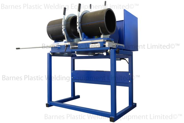 Euro butt fusion welding machine hdpe pipework