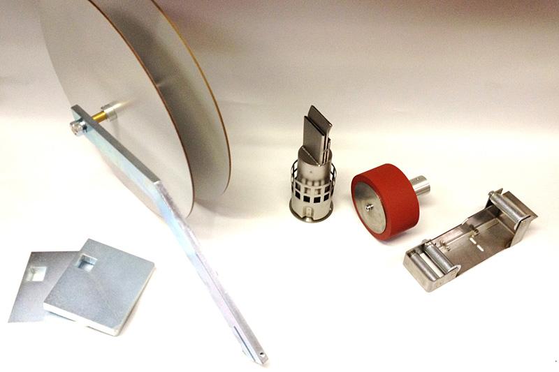 Welding Kit 50mm Pvc Coated Webbing Forsthoff P2 Pvc