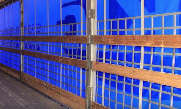 Anti Vandalism Truck Side Curtain Kit Forsthoff Db Pvc