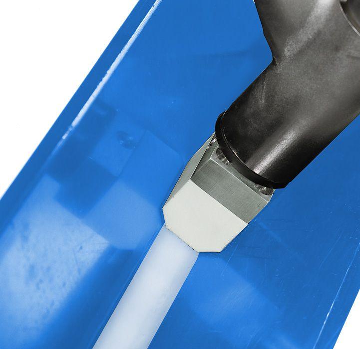 Fillet Weld Shoe Munsch Mini Extruder Plastic Welding
