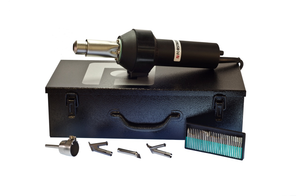 Plastic Car Bumper Repair Kit Hot Air Plastic Welding