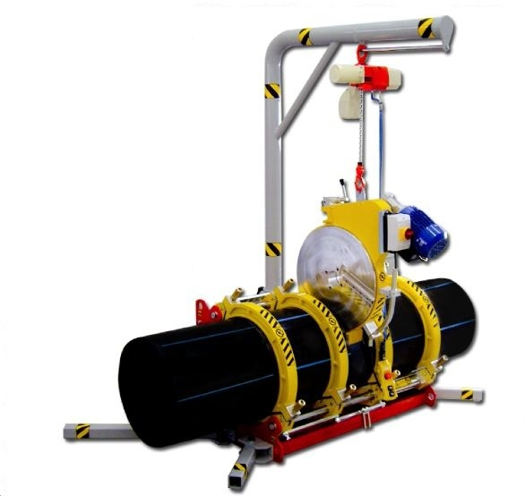 Plastic Pipe Welding - Butt Fusion Machines & Hand Tools