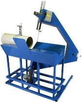 Plastic Pipe Welding - Pipe Band Saws