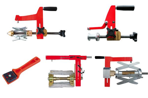 Plastic Pipe Welding - Accessories