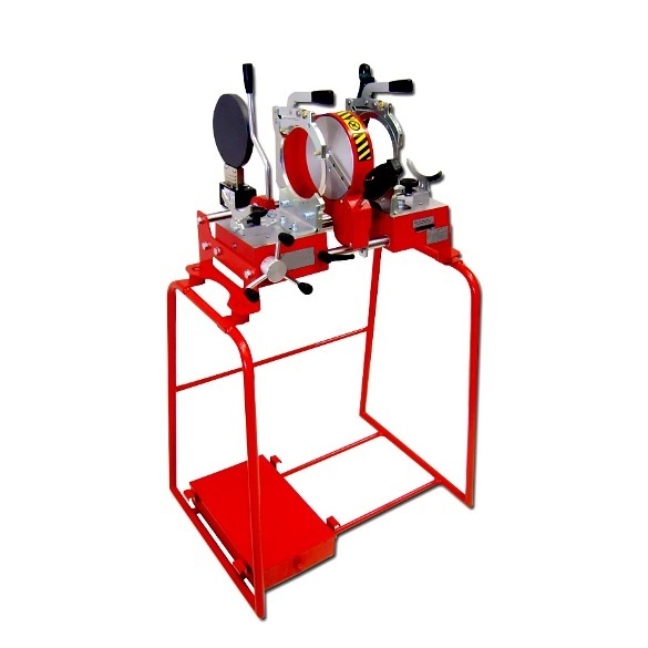 160mm Light Weight - HDPE Pipe Welding Butt Fusion Machine