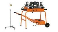 Aquatherm-Wefatherm Bench Mounted Socket Fusion Machine 25mm - 125mm