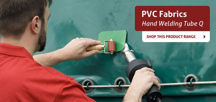 PVC Fabric Welding