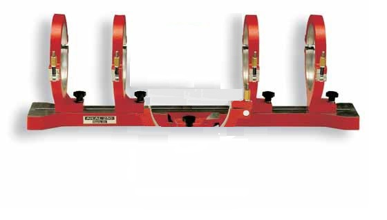 AL160 - 40mm-160mm PE PP Pipe Alignment Clamp