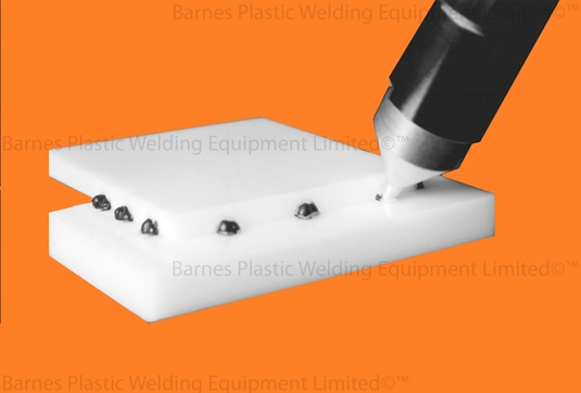 Drader Injectiweld - Tack Welding Plastic Components