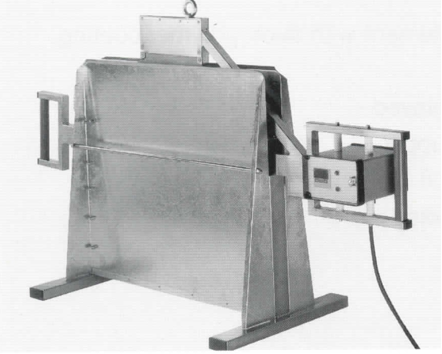 Round Annular Heating Plate - Holder