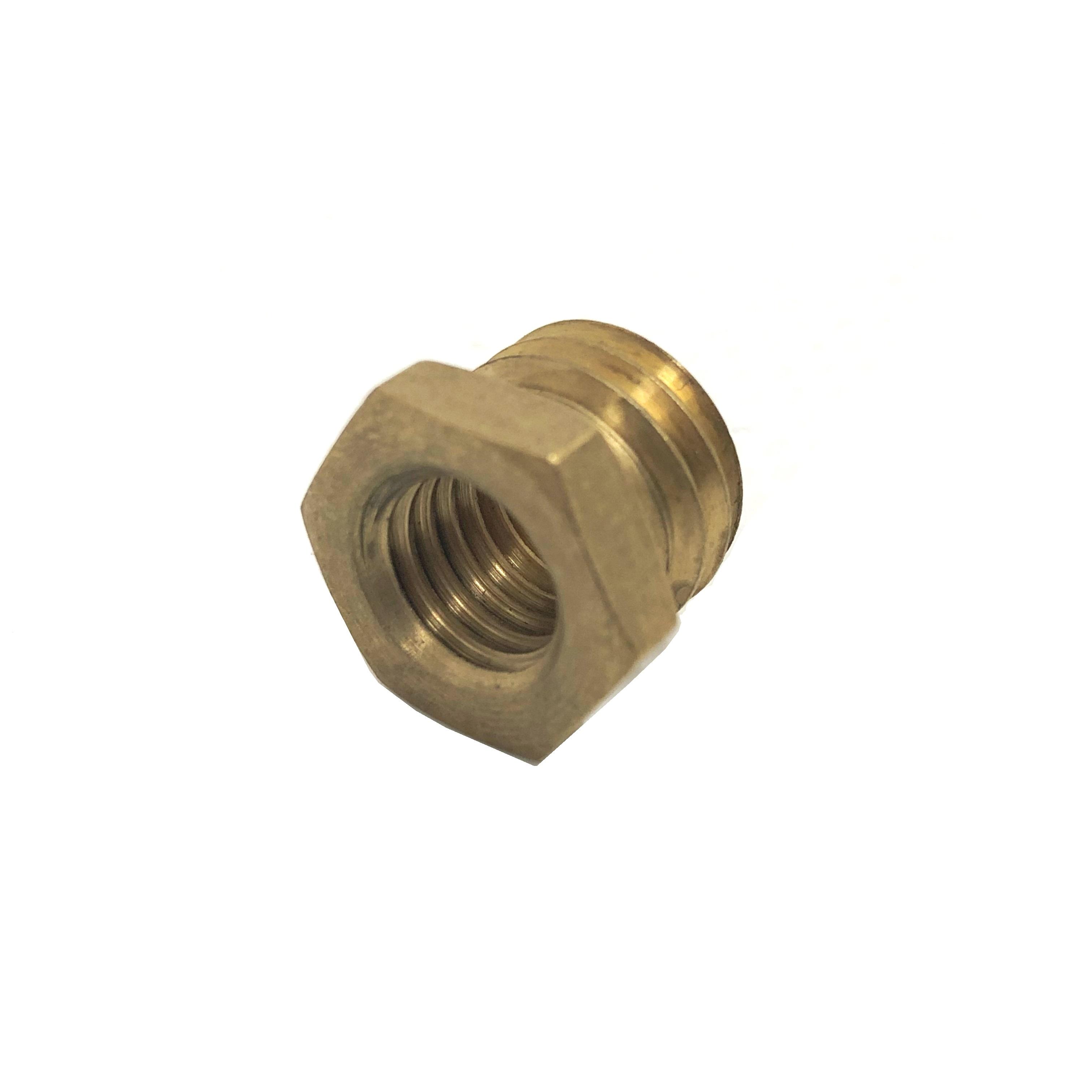 M14 x M10 Threaded Adaptor Nozzle - Hot Air