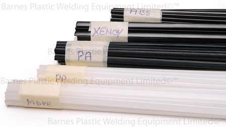 Plastic Welding Rods/Wire - Car Bumper Welding
