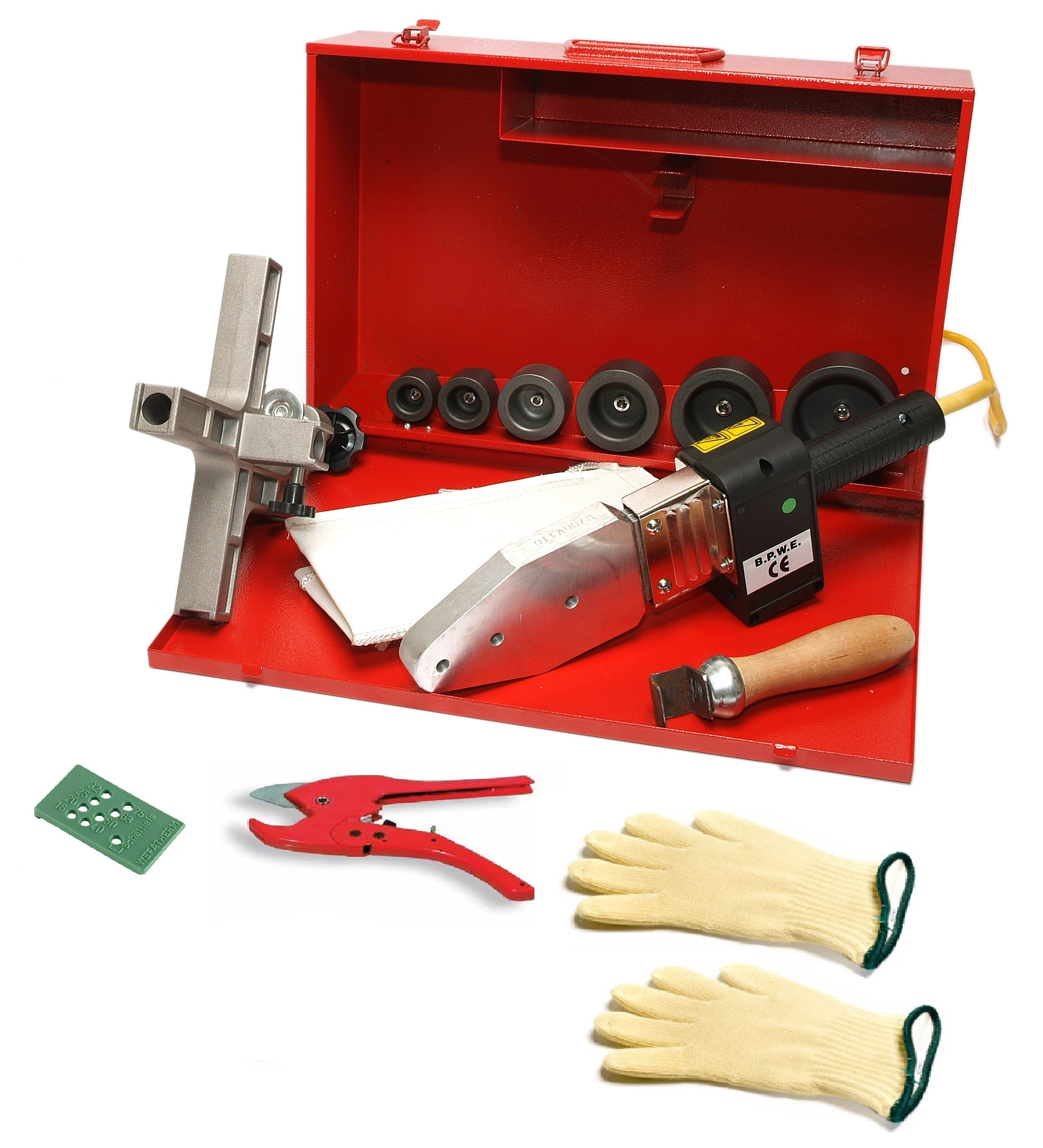 PPR Pipe Welding Kit 63mm - Aquatherm-Wefatherm