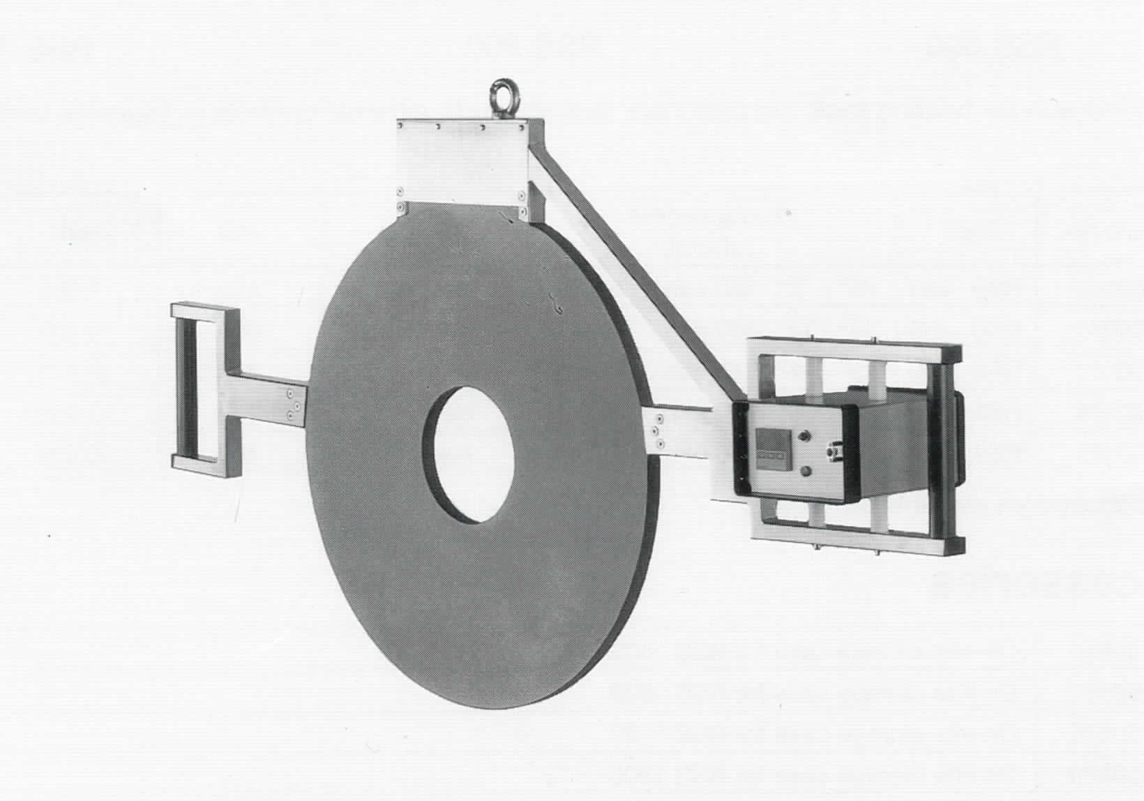 Round Annular Butt Fusion Welding Heating Plate