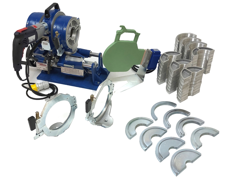 BPWE 160mm Workshop Pipe Butt Fusion Welding Machine