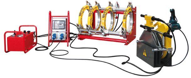 SP 250 Butt Fusion Welding Machine
