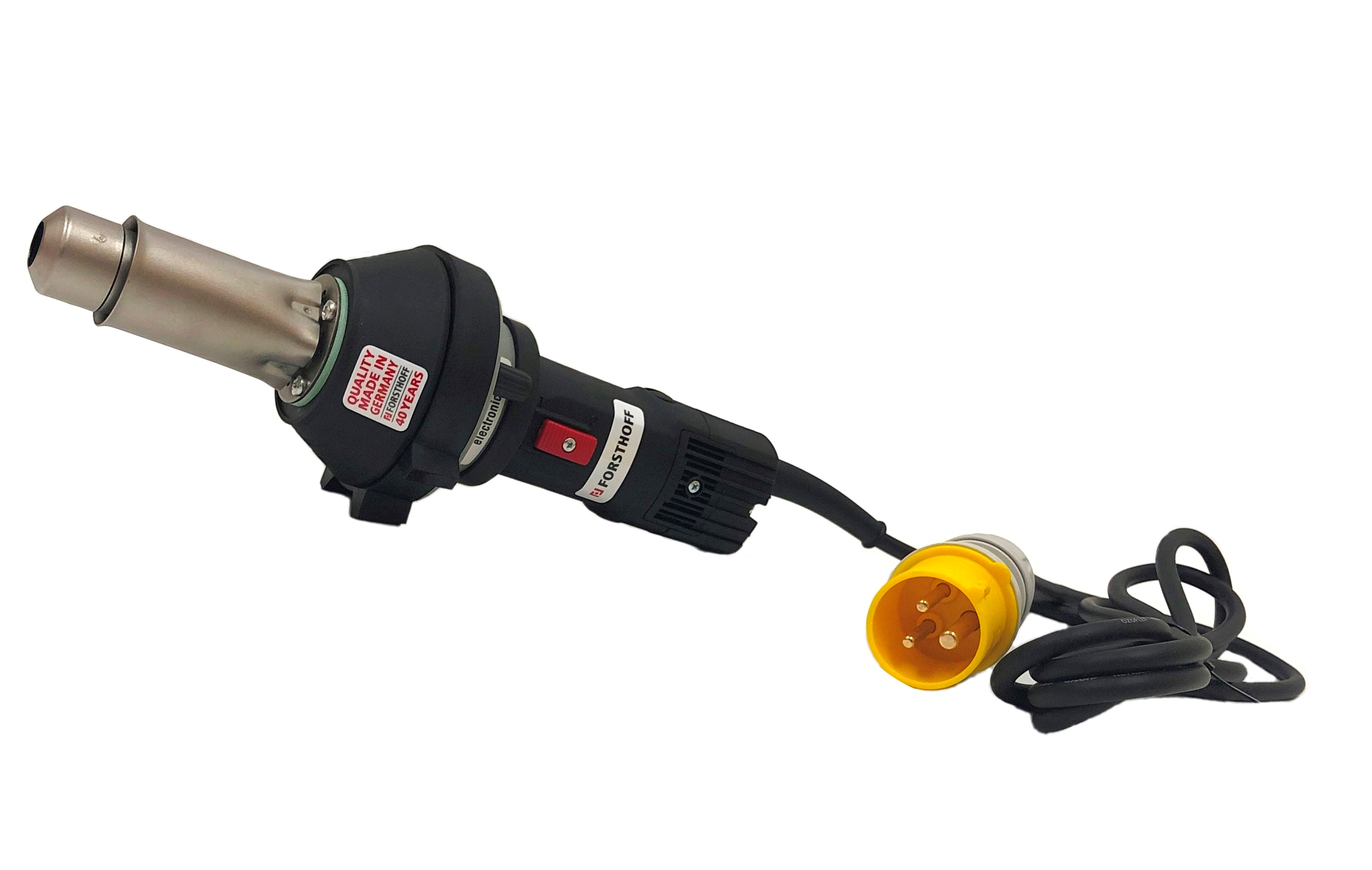 110v QLE Hot Air Gun Torch Tool Plastic Repair & Fabrication