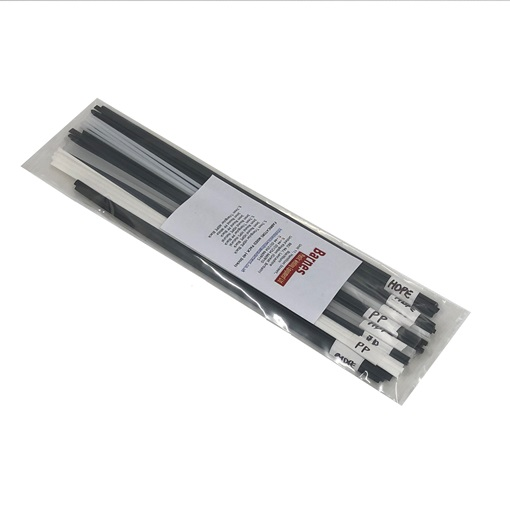 Fabricators Plastic Welding Rod Mixed Pack