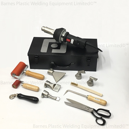 Bitumen Hot Air Roof Welding Kit - Forsthoff QLE 230v