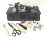 Single Ply Flat Roof Hot Air Welding Kit - QLE 230v