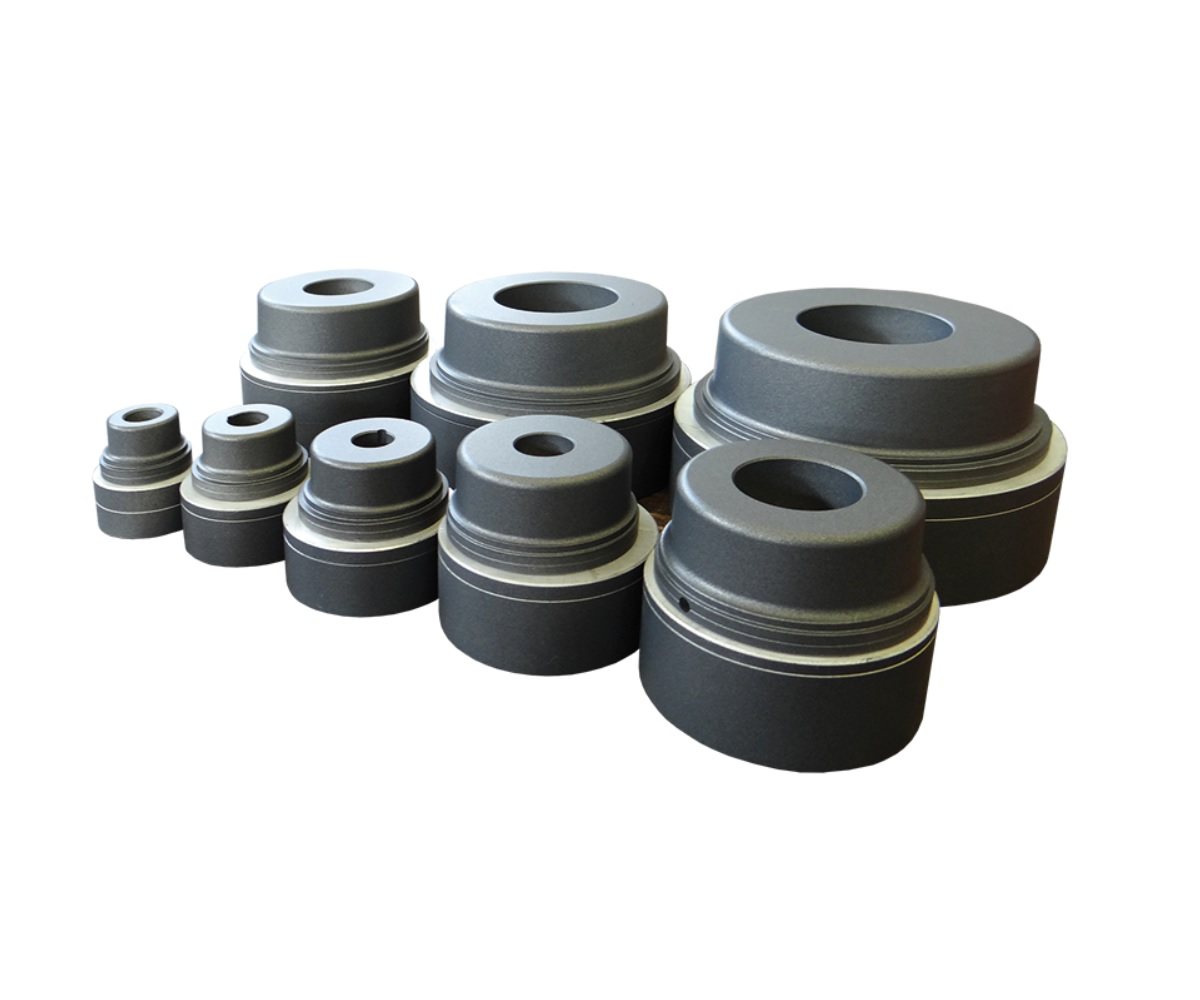 PTFE Coated Socket Fusion Welding Blocks/Tool Ends/Heater Bushes