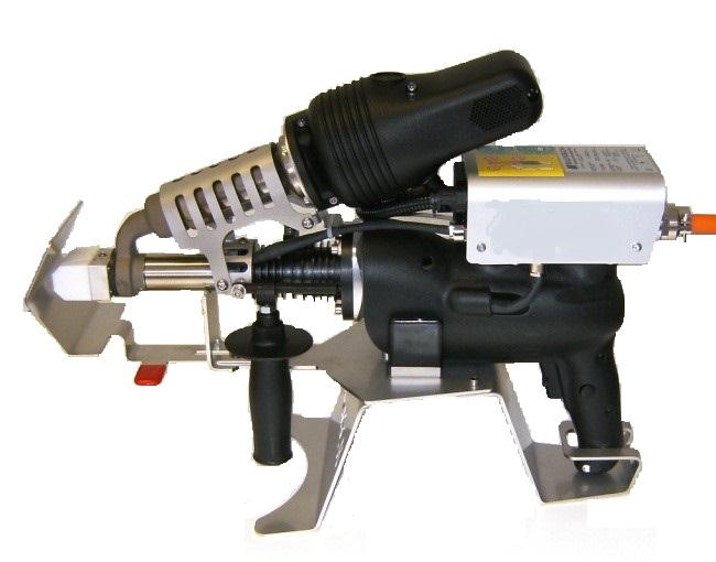 Munsch MAK 25B Extruder Welder 230v - Brushless Motor