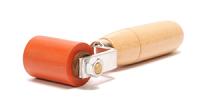 40mm Silicone Seam Pressure Roller-PVC Side Curtain Tarpaulin Repair