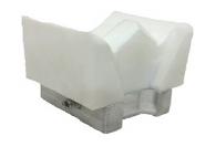 External Corner Shoe for Munsch MAK 18 - MAK 25 - SKR