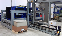 Model PBW - Plastic Pallet Box Welder
