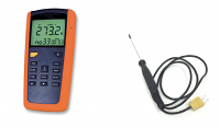 Digital Thermometer and Insertion Probe